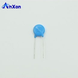 AnXon CT81 6KV 2200PF 6KV 222 High Voltage Lead Wire Disc Ceramic Capacitor