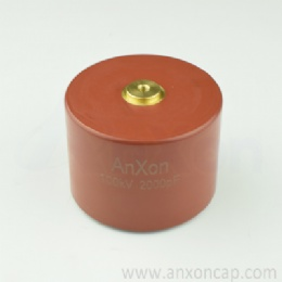 AnXon 100KV 2000PF UHV Partial Discharge Coupling Capacitor